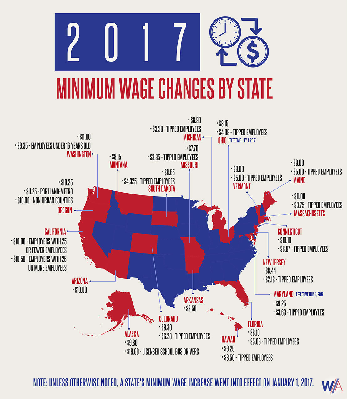 Wage Advocates: Employers Violating Labor Laws [Infographic]