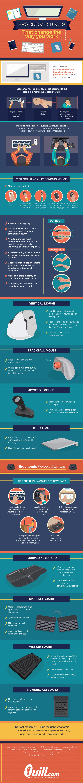 Ergonomic Tools For Work [Infographic]
