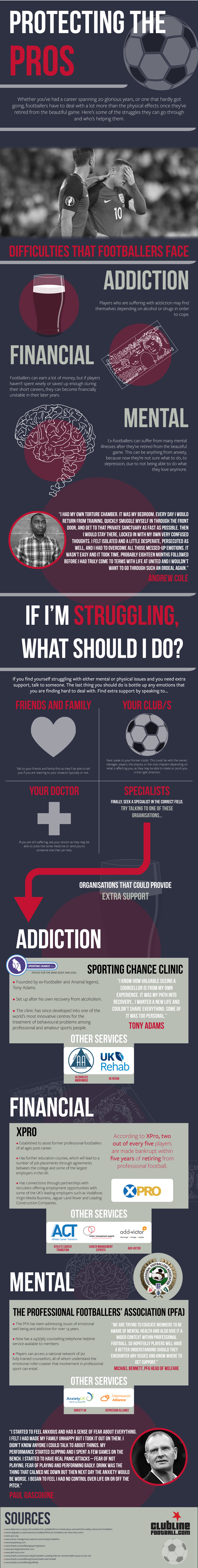 Protecting The Pros [Infographic]