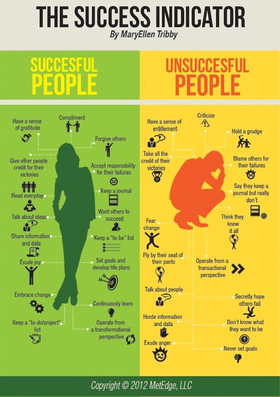 Success Indicator [Infographic]