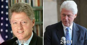 Bill J Clinton