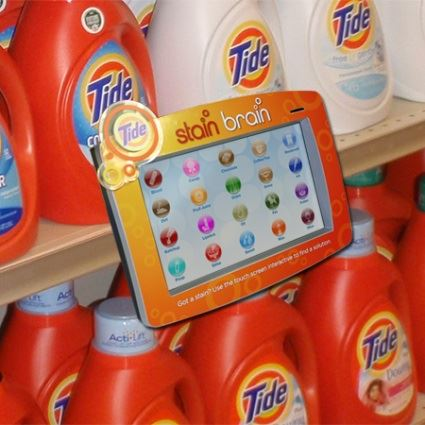 Advertising Tide Product