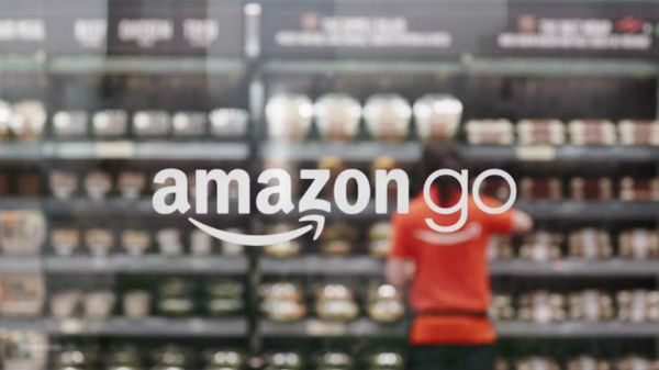 Amazon Go Display Image
