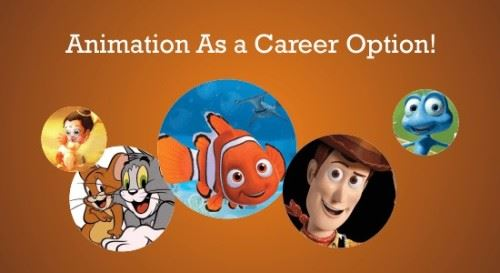Animation Career Option
