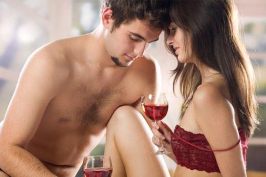 Aphrodisiac Food Red Wine