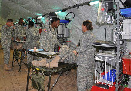 Army MOS 68c Practical Nursing Specialist