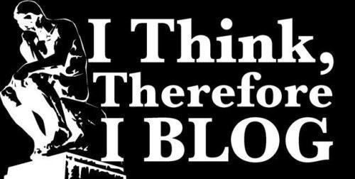 Blogging is Thinking
