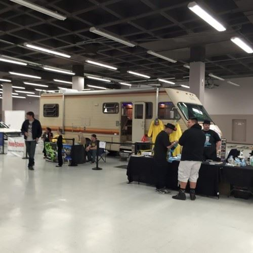 My First Comic Con: Breaking Bad Motor Vehicle Trailer
