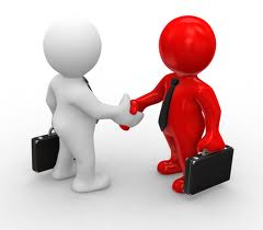 Simple Ways To Keep Your Customers Happy: Business Shake Hands
