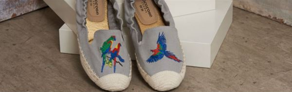 Carnaby Gray Parrots