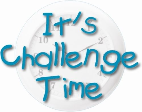 Starting up Weekly Challenges: Challenge Time