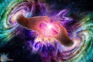 Chaotic Universe Love