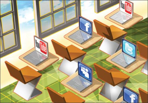 Classroom of Social Media