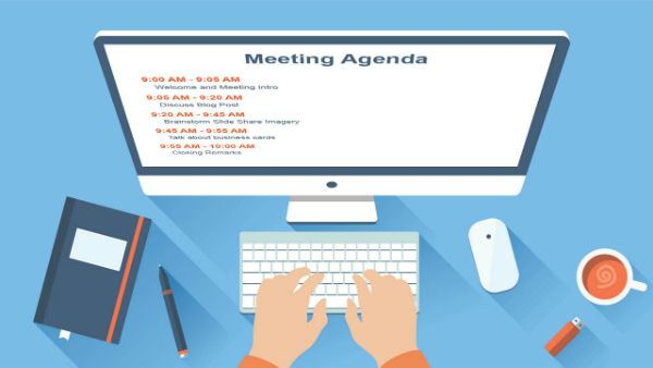 The Perfect Meeting Agenda