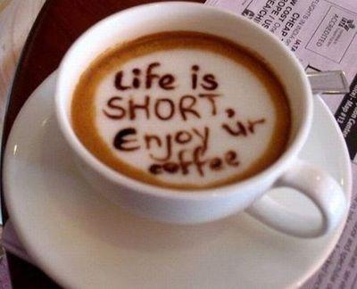 Coffee Ending