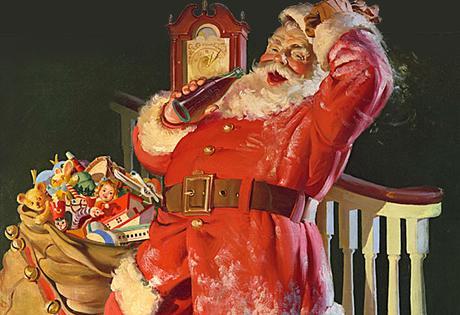 Cokelore Santa 1942