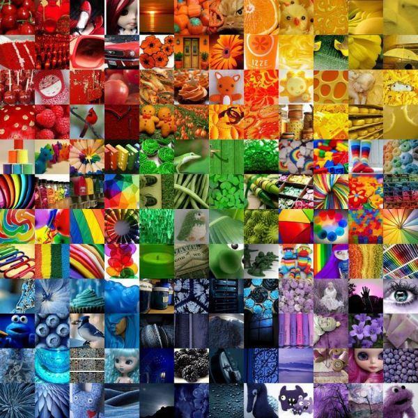 Color Psychology Colour Wheel