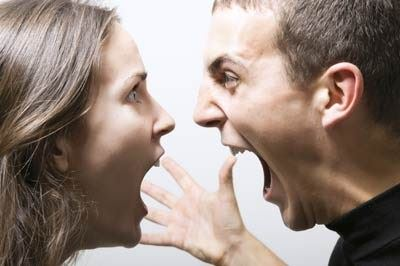 Mistakes We Make In Our Relationship: Couple Fighting