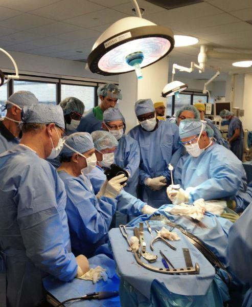 Surgery Training