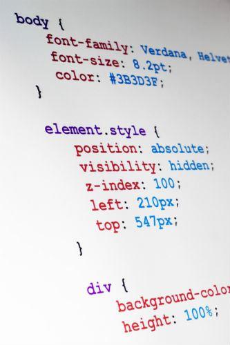 Fix WordPress Problems: CSS Source Code