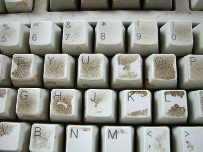 Dirty Keyboard