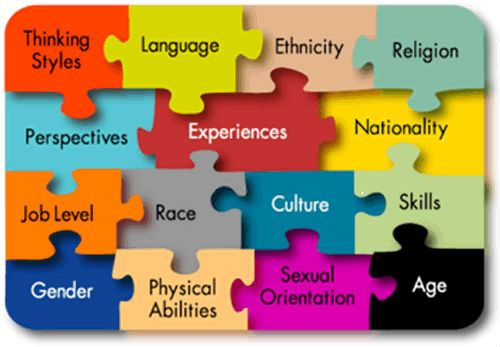 Diversity Aspects