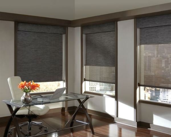 Window Coverings Home Office