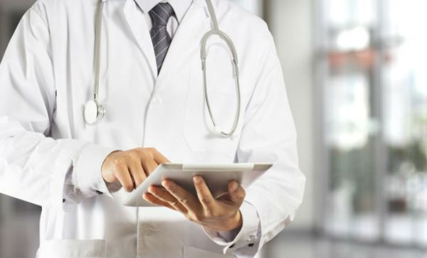 Doctor Online Advice Tablet Medical Information