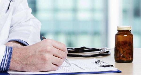 Doctor Prescription Writing