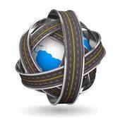 Earth Roads
