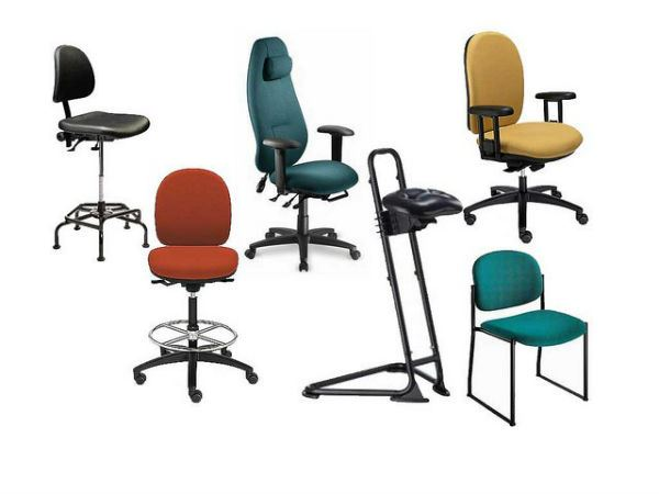 Ergonomic Chair 2