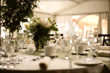 Event Planning Tables