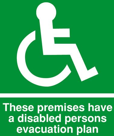 Fire Safety For Disabled