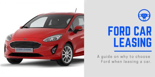 Ford Car Leasing Header