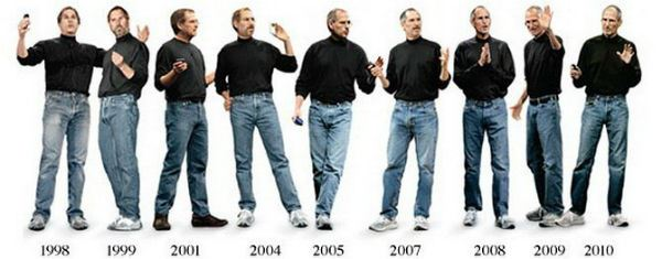 Former Apple CEO Steve Jobs-trend