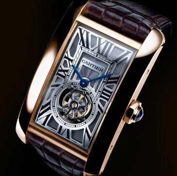 French Cartier Tank Watch