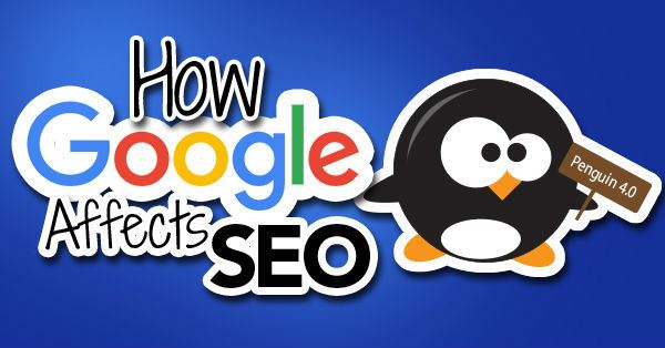 Google Penguin 4 Effects SEO