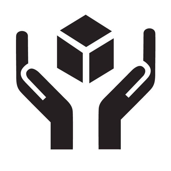Handle With Care Symbol