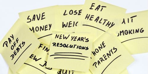 Happy New Year 2016 Resolution Ideas