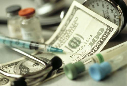 Health Care Costs Money