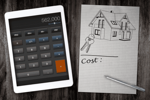Home Maintaince Calculator Estimate