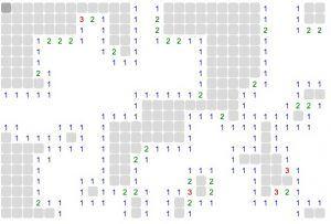 HTML Minesweeper