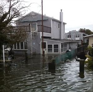 The Hurricane Sandy Boss: Toms River House