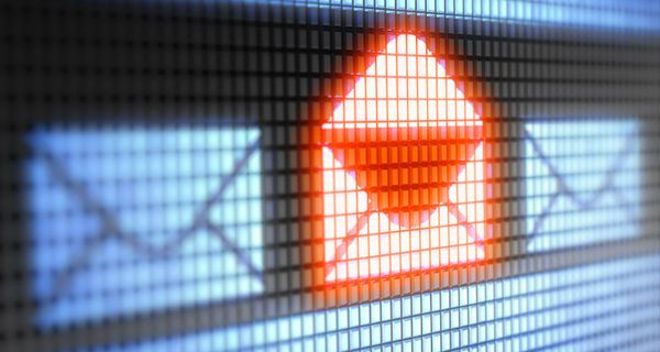 Infected Emails