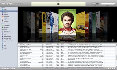 Product Placement Advertising in Movies: iTunes Movies