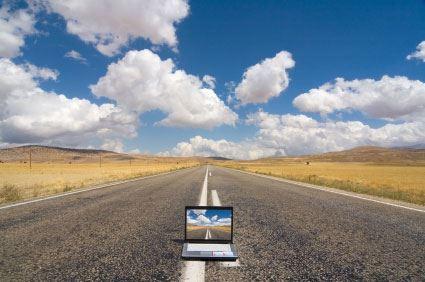 Laptop Road