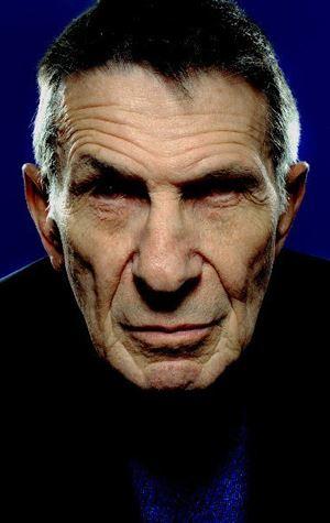 Mr. Spock: Live Long and Prosper: Leonard Nimoy