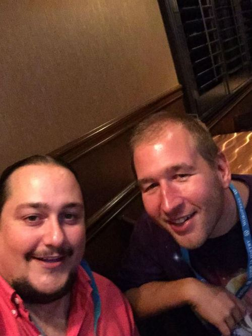 Matthew Gates Timothy Bowers WordCamp 2015