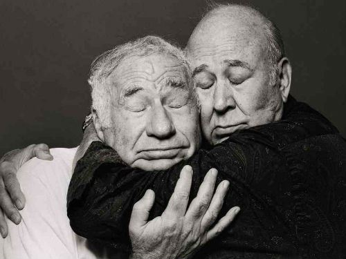Mel Brooks Carl Reiner Best Friends