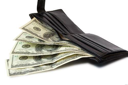 Money Saving Wallet